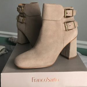 NEW: Franco Satro Boots Size 6